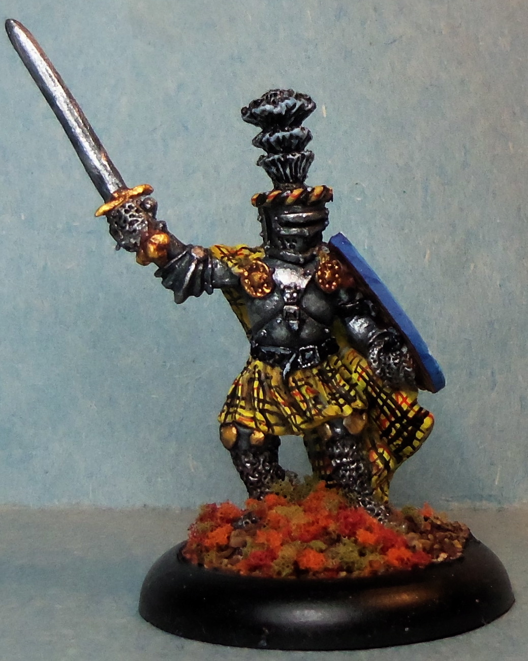 Center Stage Miniatures Knight #1