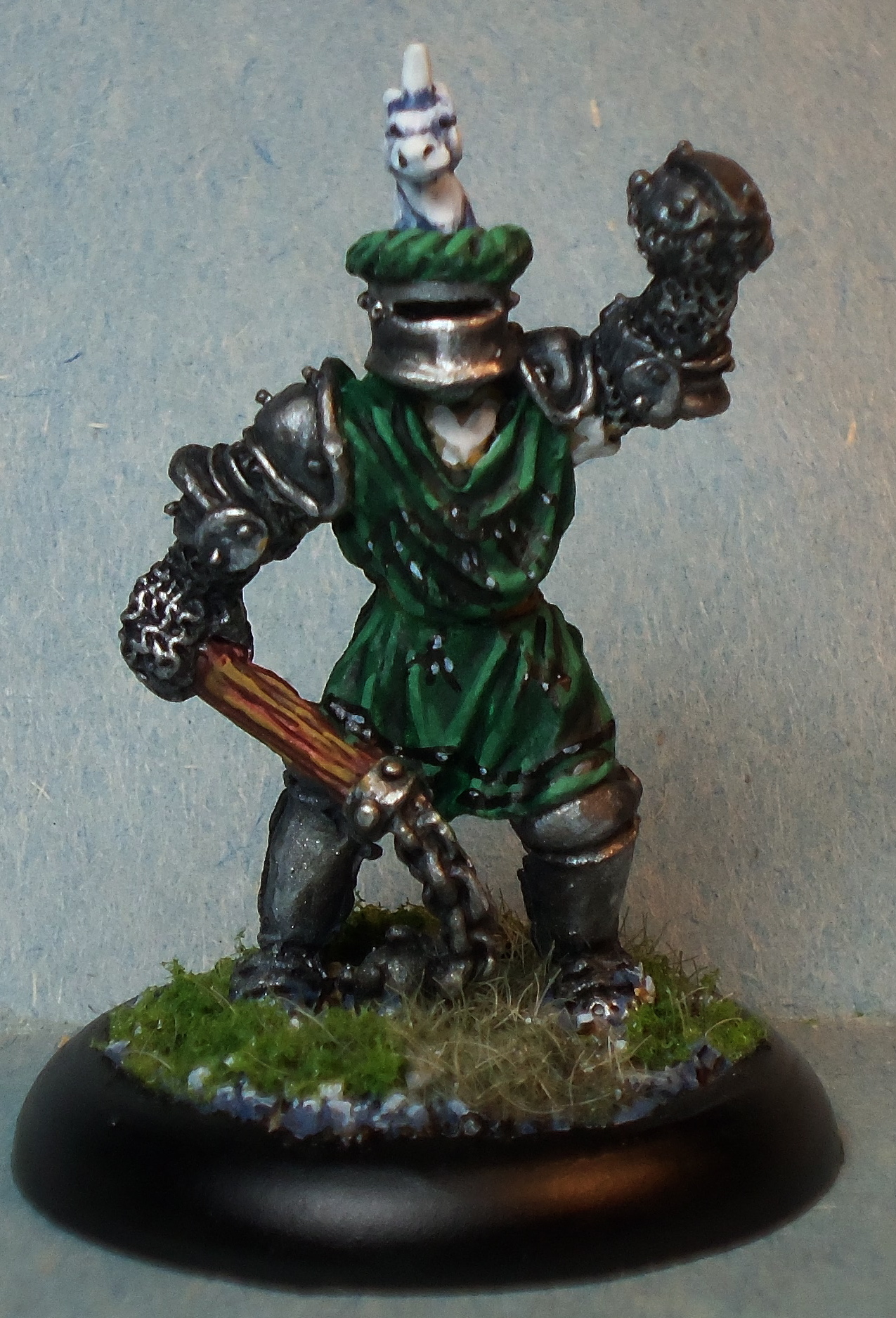Center Stage Miniatures Knight #2