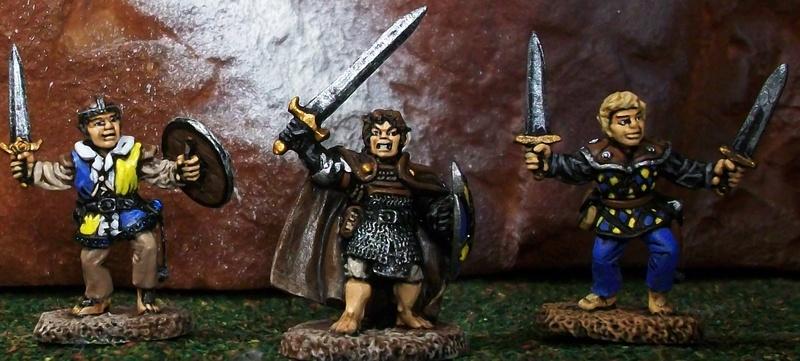 Hobbits Reaper Dark Heaven: Legends