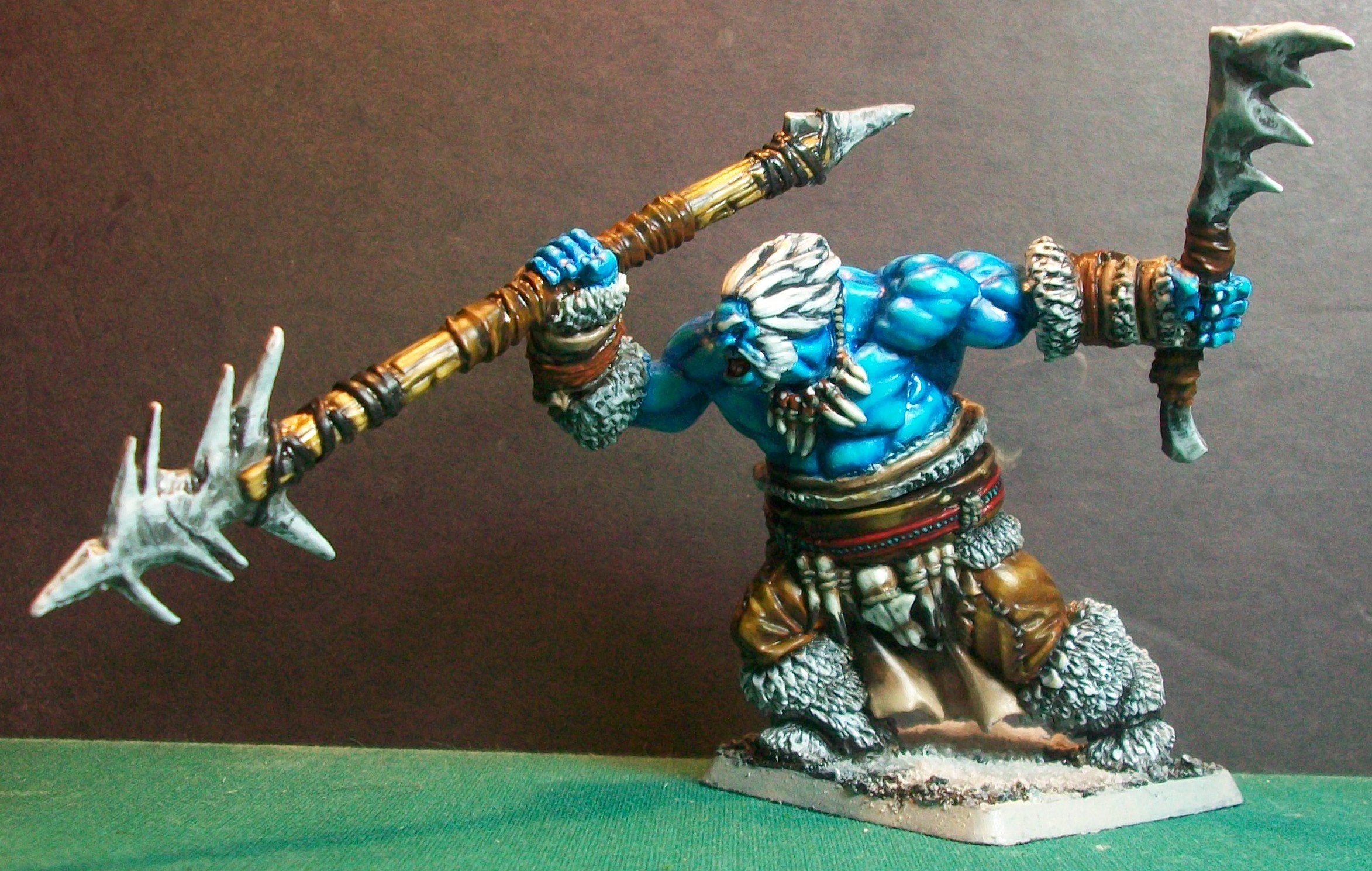Reaper Miniatures: Warlord: Frost Giant