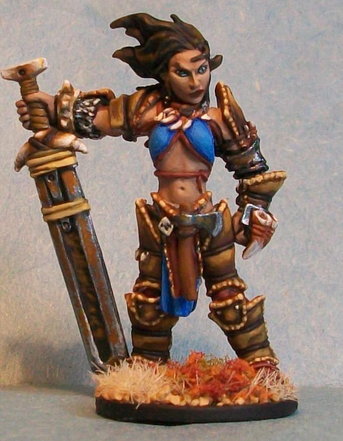 Amiri the Barbarian